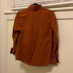 Patagonia Tops - Patagonia W Corduroy button down shirt